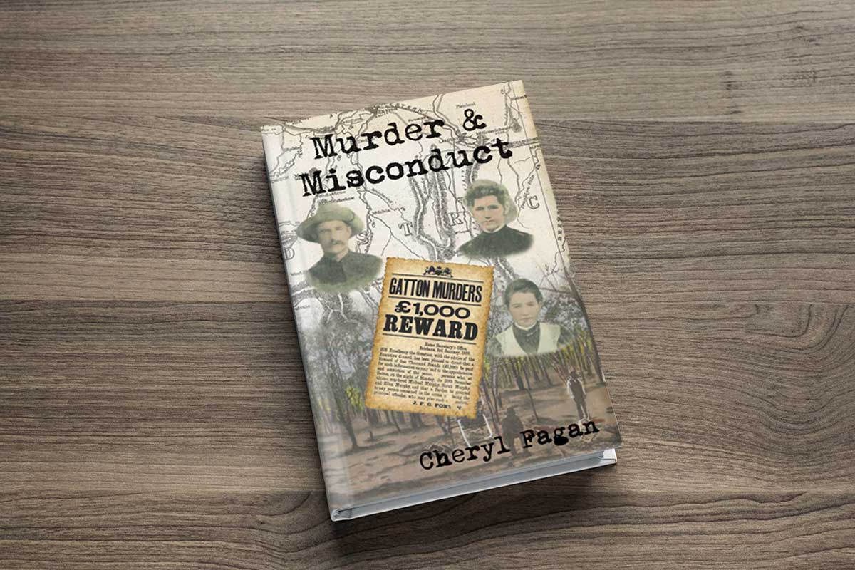 Murder and Misconduct Book by Cheryl Fagan